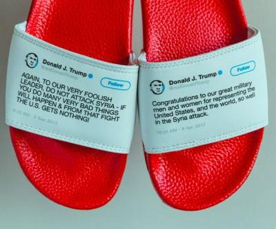 Donald Trump Tweets Have Been Turned Into Slides