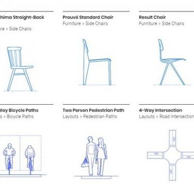 Dimensions.Guide Creates Online Database of Scaled Figures and Drawings