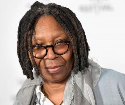 Whoopi Goldberg says she almost died from pneumonia and septic shock