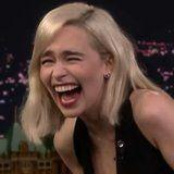 Emilia Clarke Attempted a Wookiee Impression, and She's Never Been So Relatable