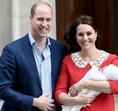 Kate Middleton wore 4-inch heels hours after giving birth - and people are in awe