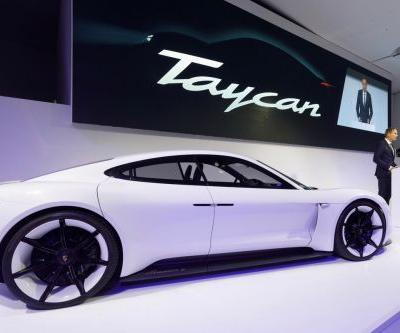 Porsche Taycan Technical Specs Revealed With More Than 600 HP On Tap