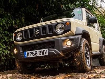 Suzuki Jimmy Review: A Retro All-Terrain Hero That Works On The Road