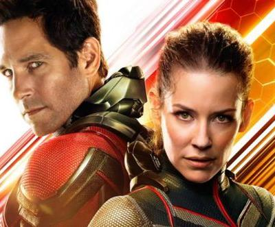 Ant-Man and the Wasp Suit Up in New Poster