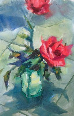 ROSES FOR MOTHER'S DAY by TOM BROWN