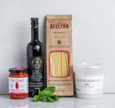 Perfecting Lo Spaghetto di Eataly