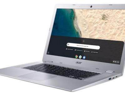 Acer at CES: AMD Powered Acer Chromebook 315 Announced