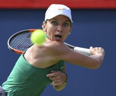 Simona Halep outlasts Sloane Stephens for second Rogers Cup in Montreal