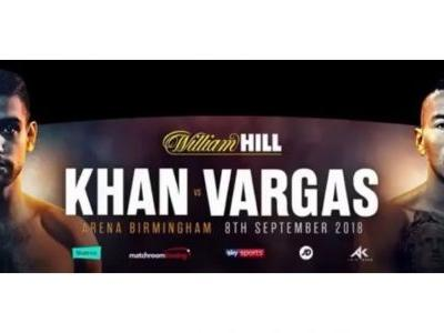 How to watch the Amir Khan vs Samuel Vargas fight: live stream the boxing online from anywhere