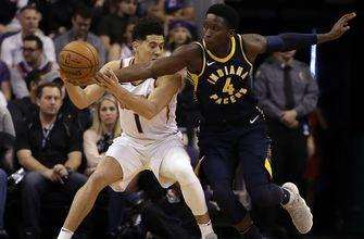Pacers' Oladipo named to NBA All-Defensive first team