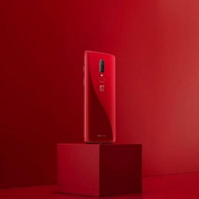 Amber Red OnePlus 6 Has Been Officially Launched