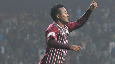 AFC Cup 2017: Mohun Bagan 4-1 Club Valencia: Jeje leads the charge as the Mariners through to group stages