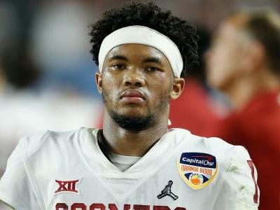 Athletics still unsure if Kyler Murray will report to spring training, report says