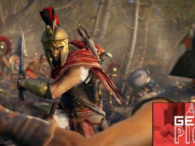 GEEK PICK: Assassin's Creed Odyssey