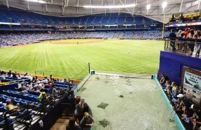 Tampa Bay Rays receive permission to explore split of games with Montreal