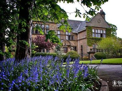 Fischer's Baslow Hall: Luxury in the Peak District National Park