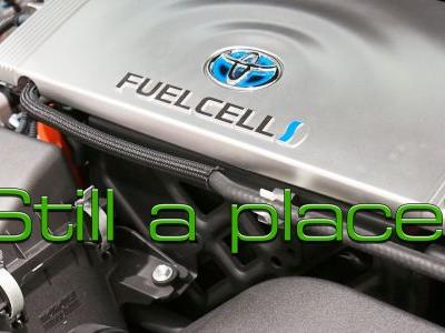 Is There Still A Place For Hydrogen Fuel Cells In Vehicles?