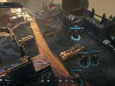 Gears Tactics goes up for pre-load on Xbox One