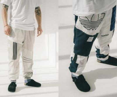 Art of Football Transforms Sports Jackets Into Joggers for Latest Capsule