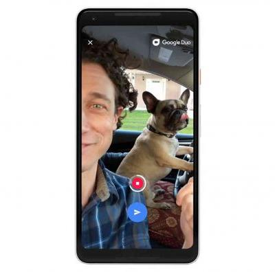 Google Duo gains support for video voicemail messages