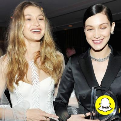Sister, sister! 👭 For the 13 times Gigi Hadid and Bella Hadid
