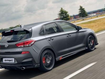The Hyundai i30 N Project C Has More Carbon, More Low