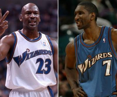 Michael Jordan traded Laron Profit from Wizards over trash talk: ex-teammate