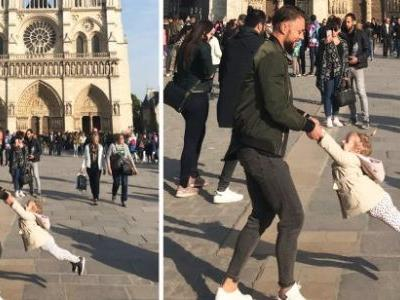 Woman Asks For Help Finding People In Viral Photo Taken Before Notre Dame Fire