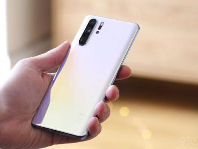 FedEx refused to deliver a Huawei P30 Pro from the UK to the US