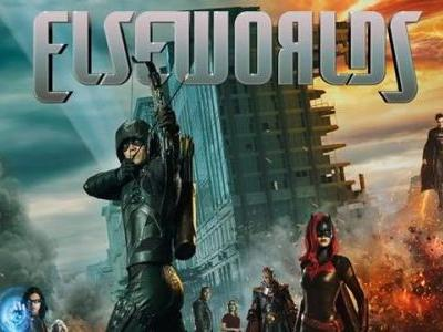 Worlds Collide with the New Elseworlds Crossover Poster