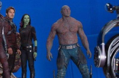 Guardians of the Galaxy 3 Won't Shoot Until February
