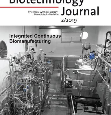 Cover Picture: Biotechnology Journal 2/2019