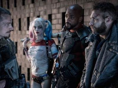 The Suicide Squad Logo & Gunn Confirms Footage at DC FanDome!