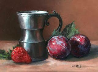 Pewter and Plums