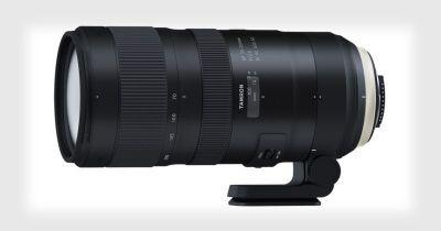 Tamron Unveils 70-200mm f/2.8 with 5 Stops of Stabilization and Faster AF