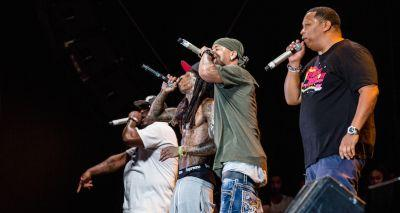 LeBron James Reunites Lil Wayne and the Hot Boys: Watch