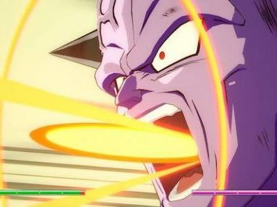 New Screens Show Dragon Ball FighterZ Nappa & Captain Ginyu Gameplay