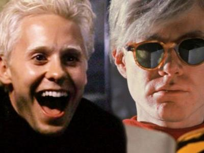 Jared Leto Confirms He'll Play Andy Warhol in Upcoming Movie