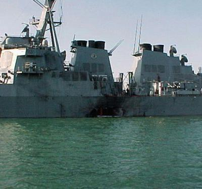 Terrorist behind USS Cole bombing killed by US airstrike
