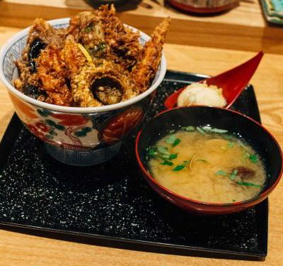 In Tokyo, Great Tempura Is Everywhere-from Train Stations to Michelin Restaurants