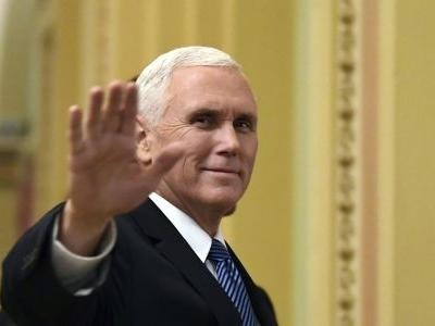 VP Pence in Egypt for talks on security, counterterrorism