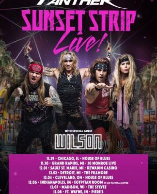 STEEL PANTHER Bassist Enters 'Sex Rehab,' Sits Out U.S. Tour