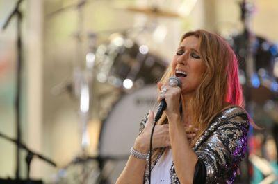 Céline Dion Debuts New Song in Honor Of Her Late Husband