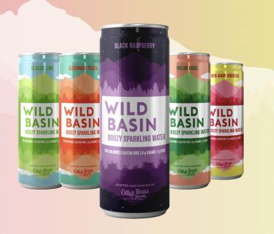 These Wild Basin Boozy Sparkling Water Cans Will Add A Fruity Touch To Happy Hour