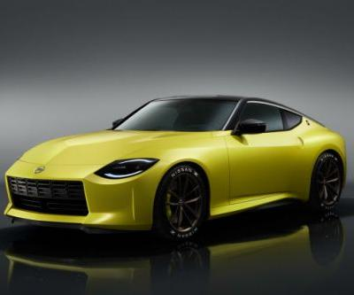 The New Nissan Z Proto Is Pretty Much Exactly What I Wanted: Old School