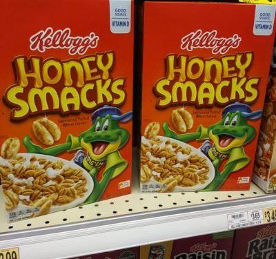 Salmonella in Honey Smacks cereal?