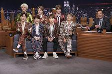 BTS Lights up 'The Tonight Show': Twitter Reacts