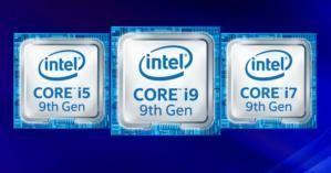Intel's 9th-gen mobile Core chips aim for the high end, rocking 8 cores at up to 5GHz speeds
