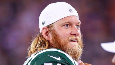 Nick Mangold released by Jets after 11 seasons