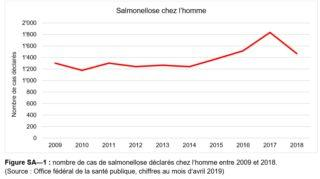 E. coli at new high; Campylobacter top cause of illness in Switzerland